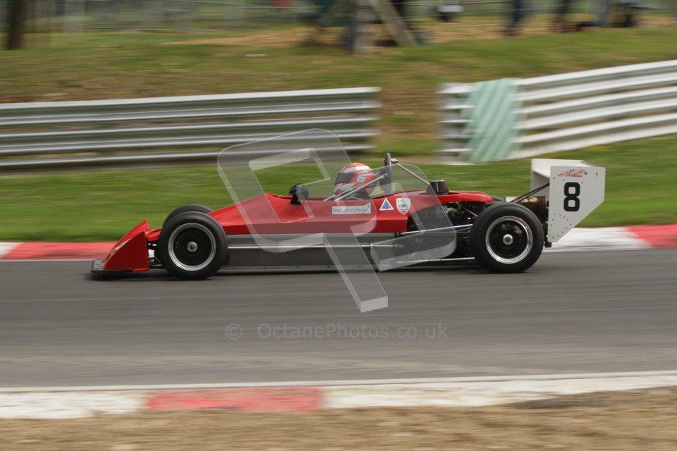 2012 HSCC – Super Prix – Historic Formula Ford 2000