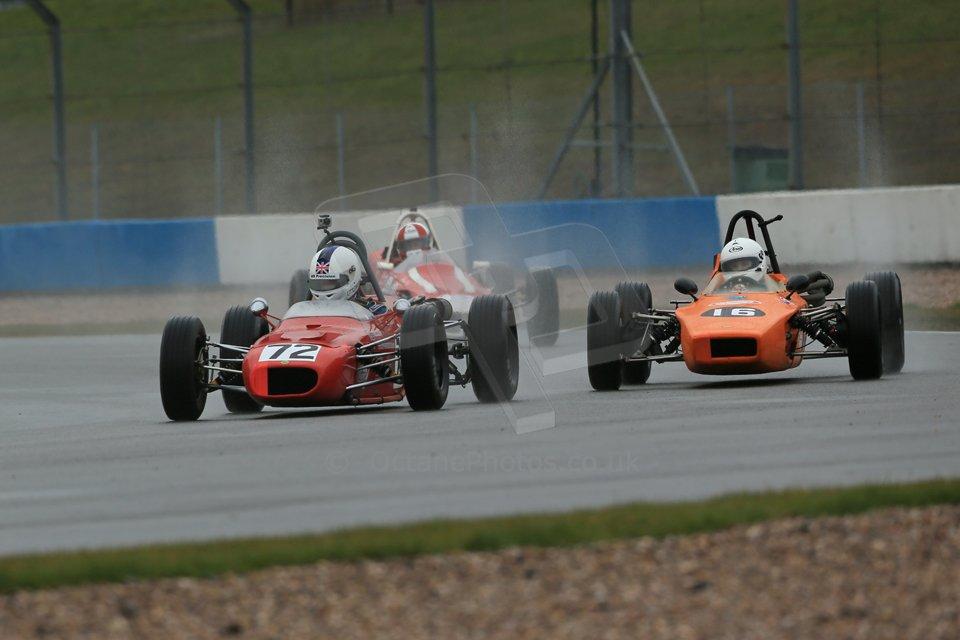 2013 HSCC – Donington Park – Race 2 – Historic Formula Ford