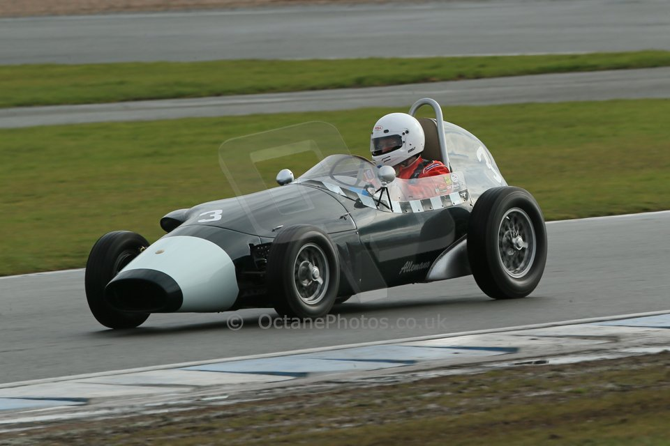 2013 HSCC – Donington Park – Race 4 – Historic Formula Ford Front ...